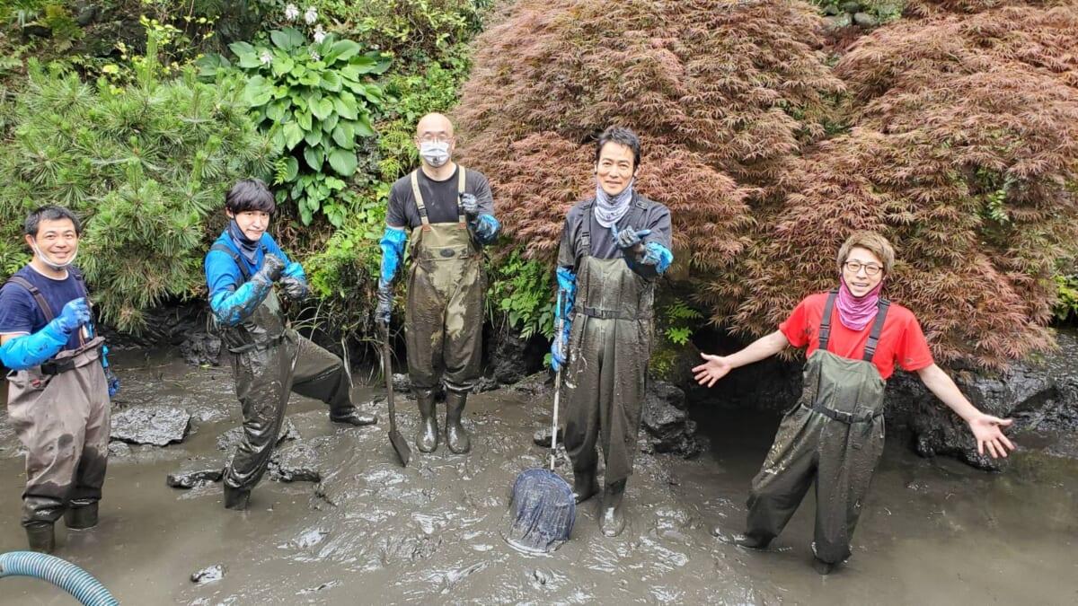 『緊急SOS!池の水ぜんぶ抜く大作戦 コロナ自粛3ヶ月で池が緊急事態!異常発生!衝撃の怪物オールスターズ』