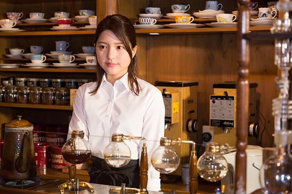 YouTubeドラマチャンネル『僕等の物語』第1弾『THE LAST SCENE』に川島海荷が出演