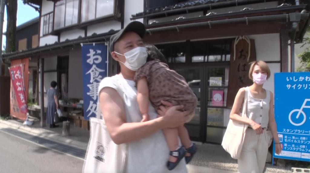 いしだ壱成が2年ぶりテレビ出演 21歳若妻&愛娘との北陸移住生活に密着『爆報!THE フライデー』7・3放送