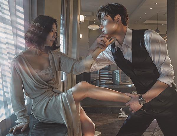 韓国ドラマ『夫婦の世界』がKNTVで日本独占初放送!神崎恵が魅力を語る番組も放送決定