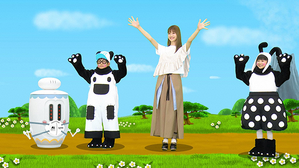 中尾明慶&松丸亮吾&めるる『じゃじゃじゃじゃ〜ン!』にスペシャルゲストで登場