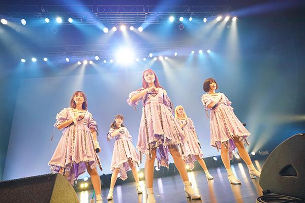 神宿 ファンとの全国ツアー合同打ち上げを7・5開催!ライブと宴会の2部構成