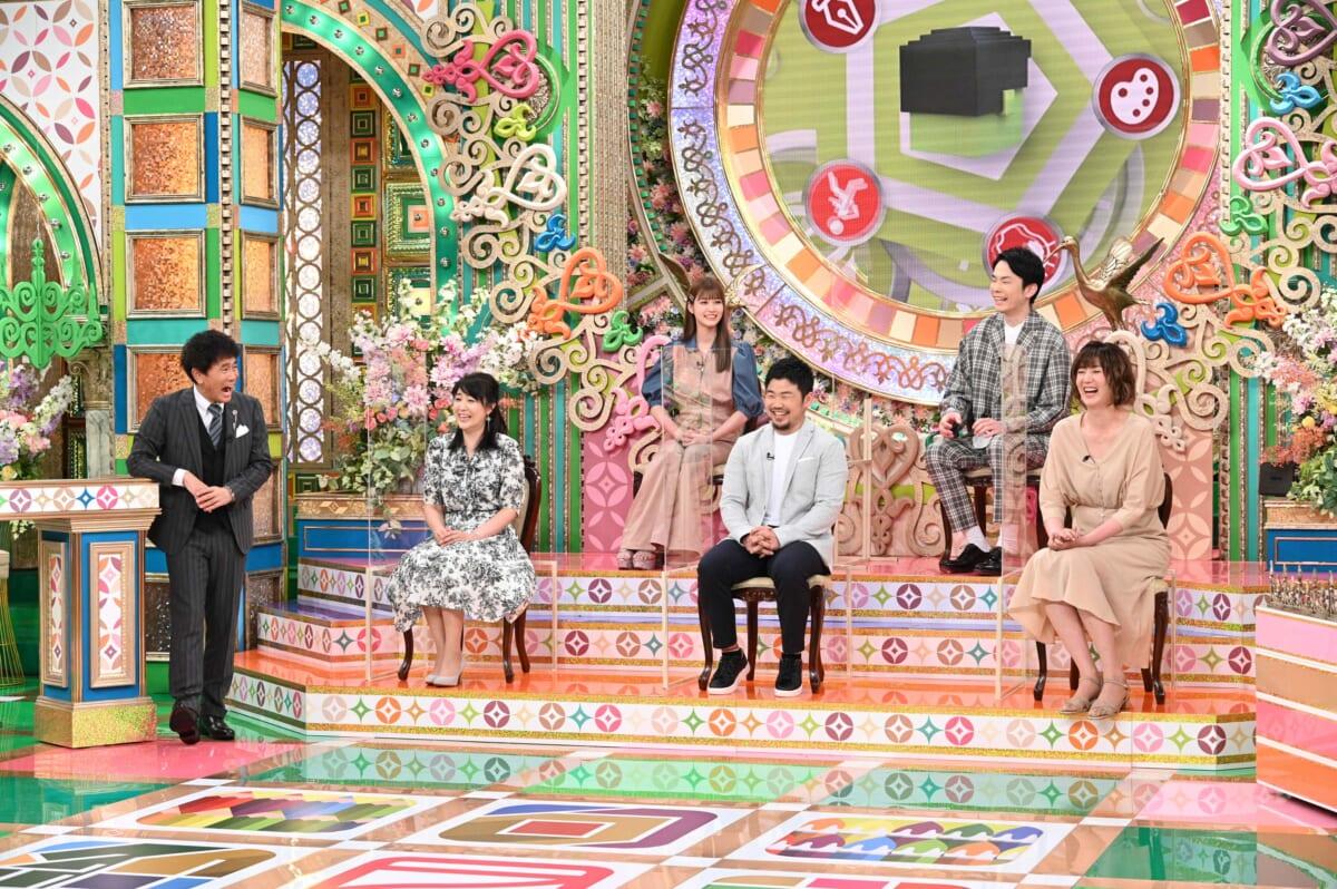 女子バレー栗原恵&ラグビー田中史朗が才能査定に挑む!『プレバト!!』7・9放送
