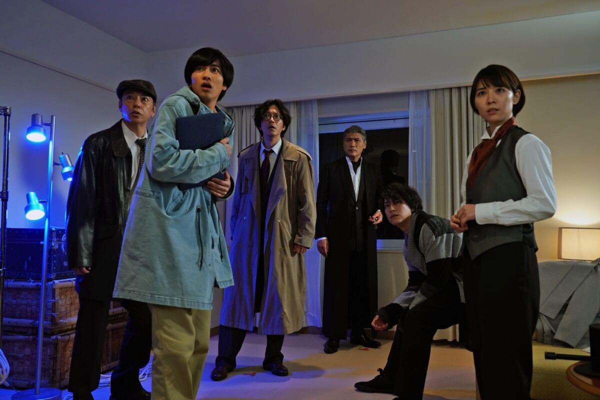 『探偵・由利麟太郎』