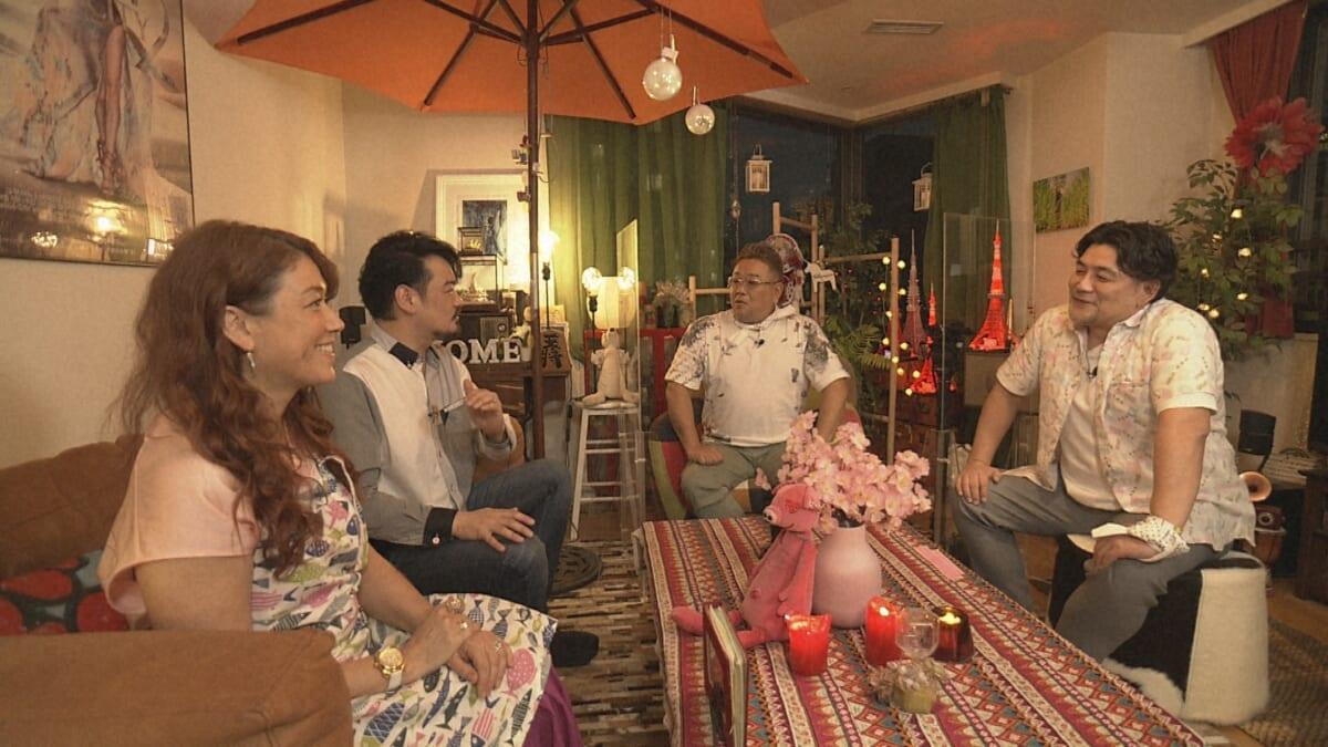 純烈・小田井涼平&LiLiCo夫妻の自宅へ『サンドのお風呂いただきます』7・15放送