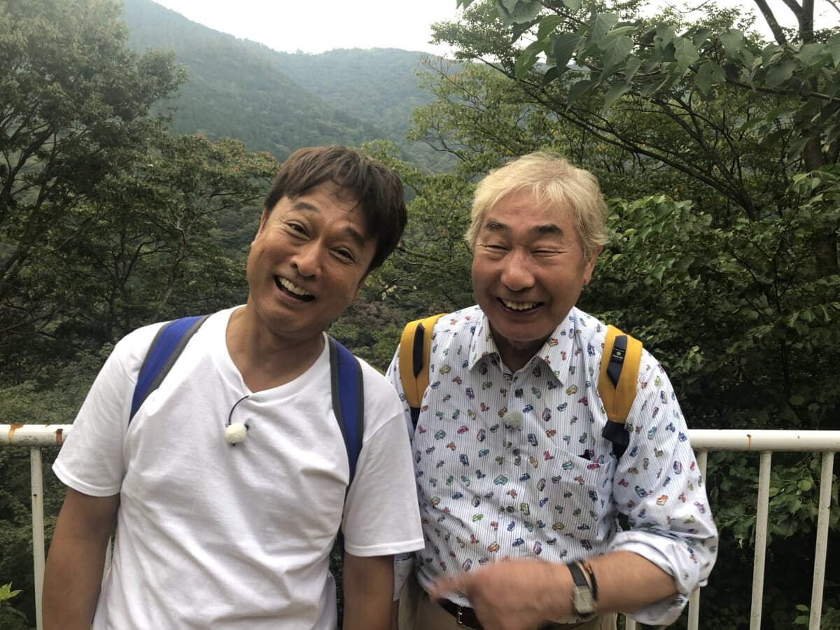 『太川蛭子のローカル鉄道寄り道旅 伊勢原~箱根』