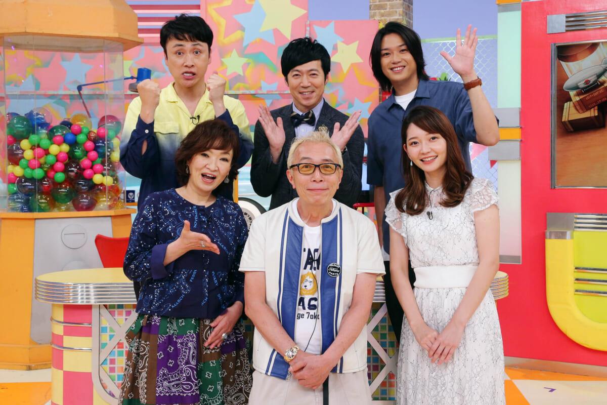 『所さんの学校では教えてくれないそこんトコロ!』©テレビ東京