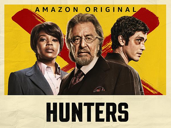 アル・パチーノら出演!Amazon Original『ナチ・ハンターズ』シーズン2製作決定