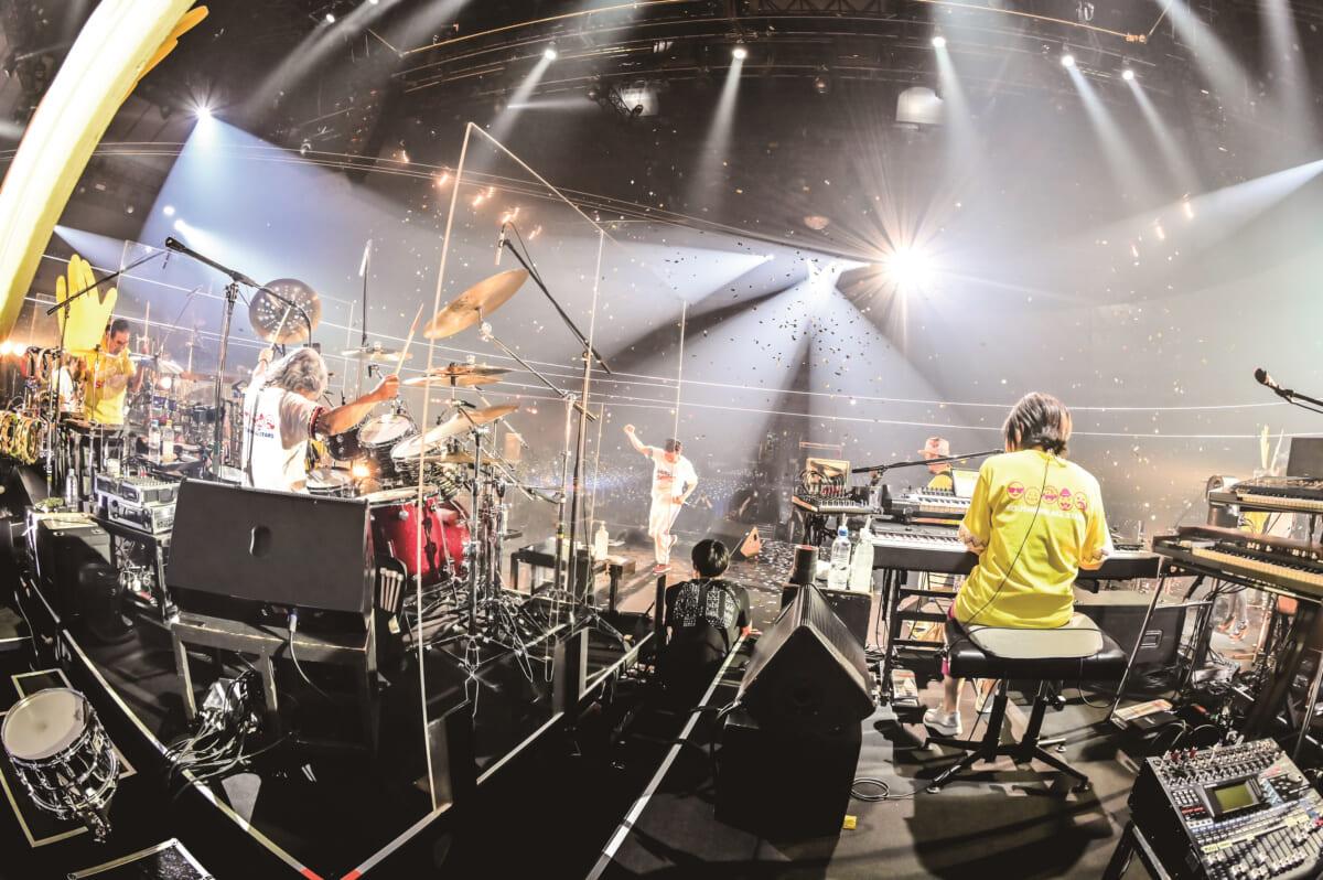 サザンの無観客配信ライブ特番8・16放送!舞台裏も公開