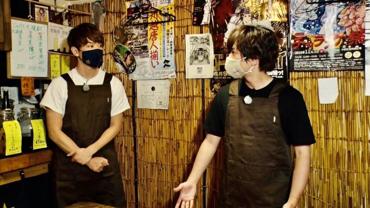 小山慶一郎&加藤シゲアキがアイヌの文化に触れる『NEWSな2人』8・7放送