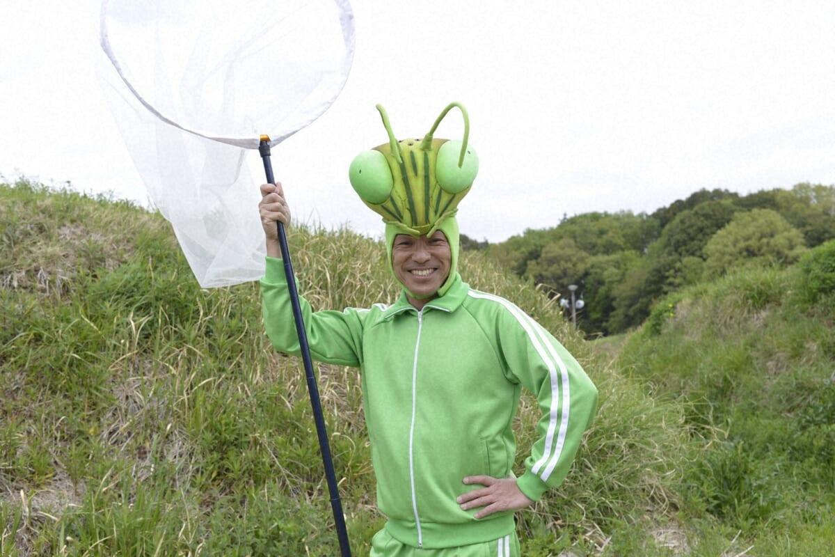 『香川照之の昆虫すごいぜ!』
