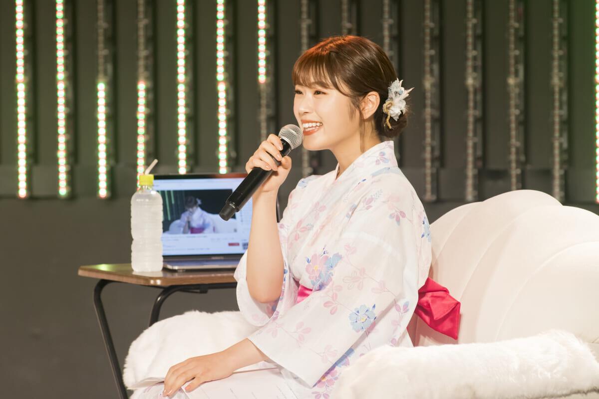『NMB48 23rdシングル「だってだってだって」発売記念特番!なぎさの部屋?』