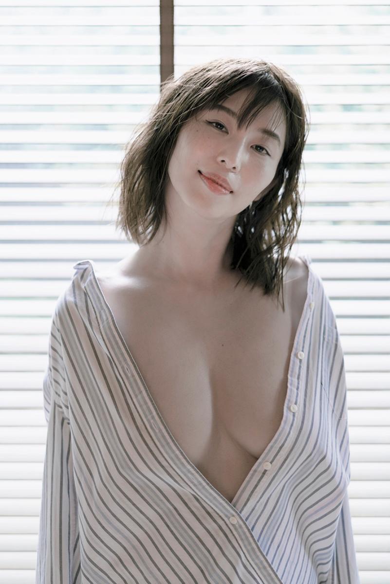 塩地美澄©光文社/週刊『FLASH』写真◎矢西誠二