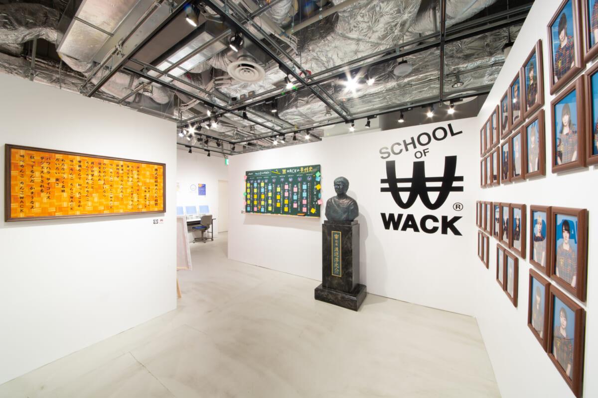 「SCHOOL OF WACK」