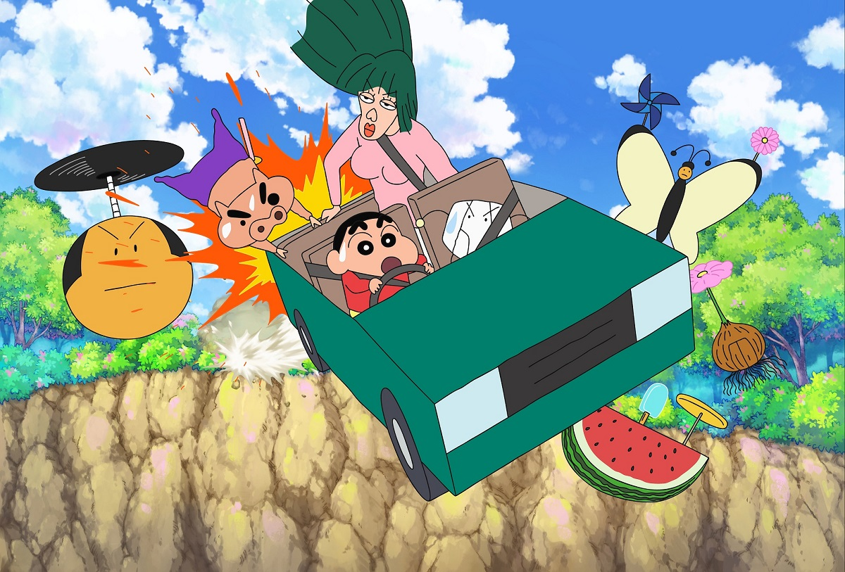 「映画クレヨンしんちゃん激突!ラクガキングダムとほぼ四人の勇者」