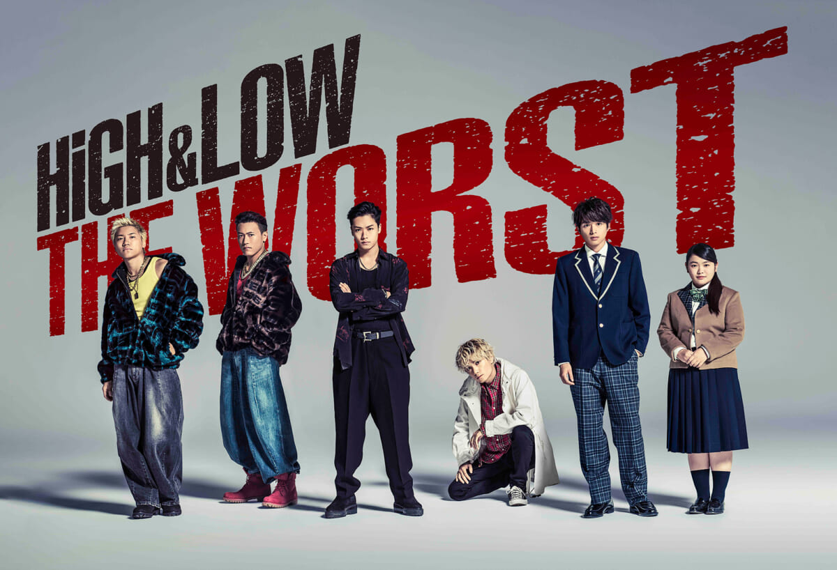 『6 from HiGH&LOW THE WORST』