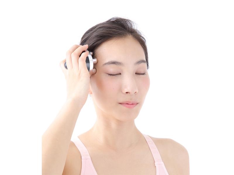 側頭筋のマッサージのやり方