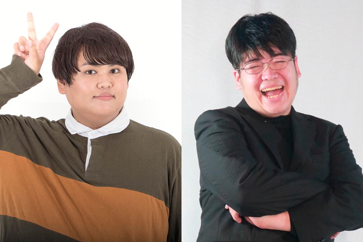 人気YouTuberパパラピーズ・じんじん&ものまねタレント・uiui先輩