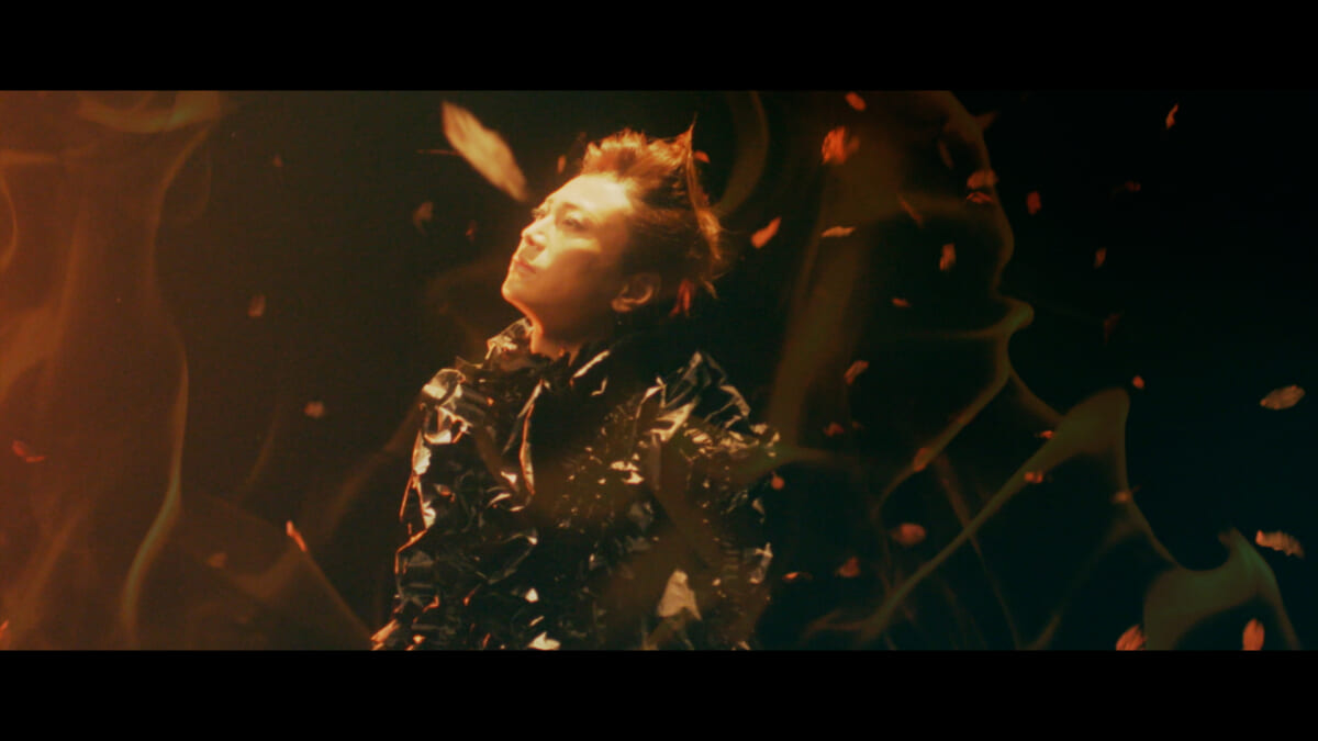 氷川きよし「枯葉」MV