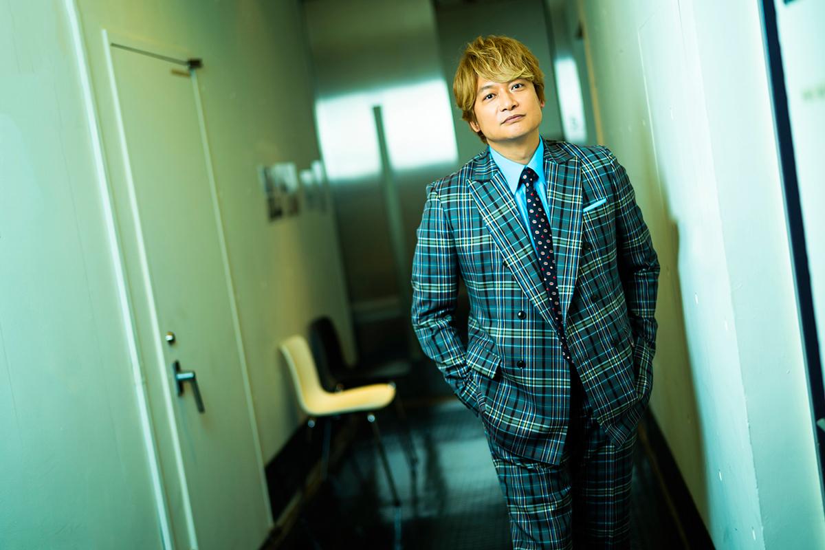 香取慎吾インタビュー『誰かが、見ている』