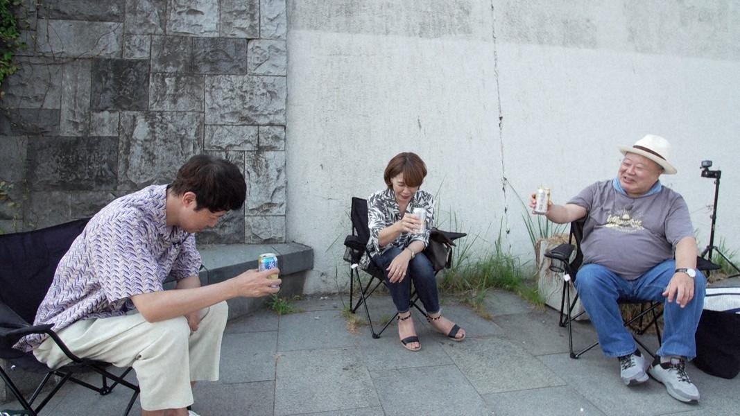 『レギュラー番組への道「イス呑み~東京再発見~」』