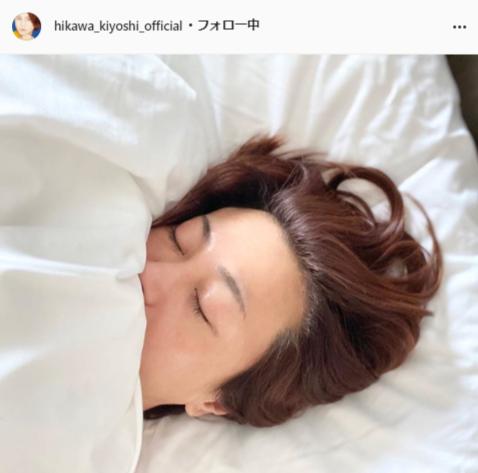 氷川きよし公式Instagram(hikawa_kiyoshi_official)より