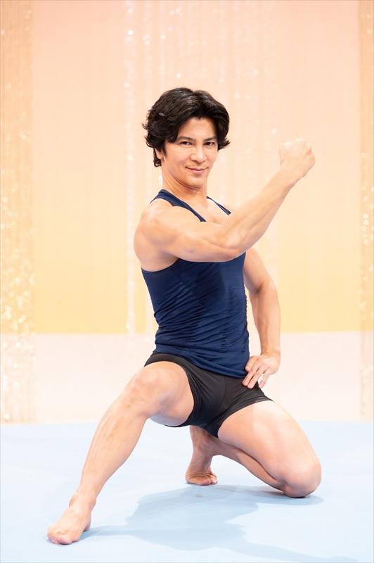 『みんなで筋肉体操』武田真治