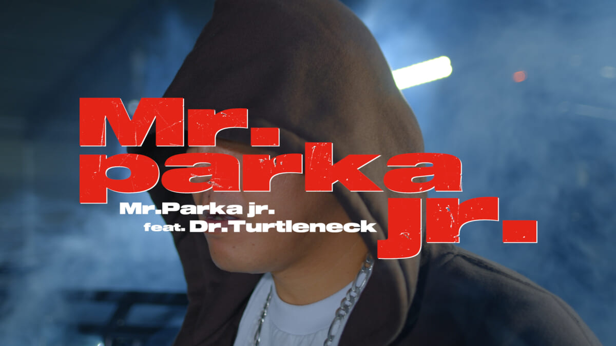「Mr.Parkajr」