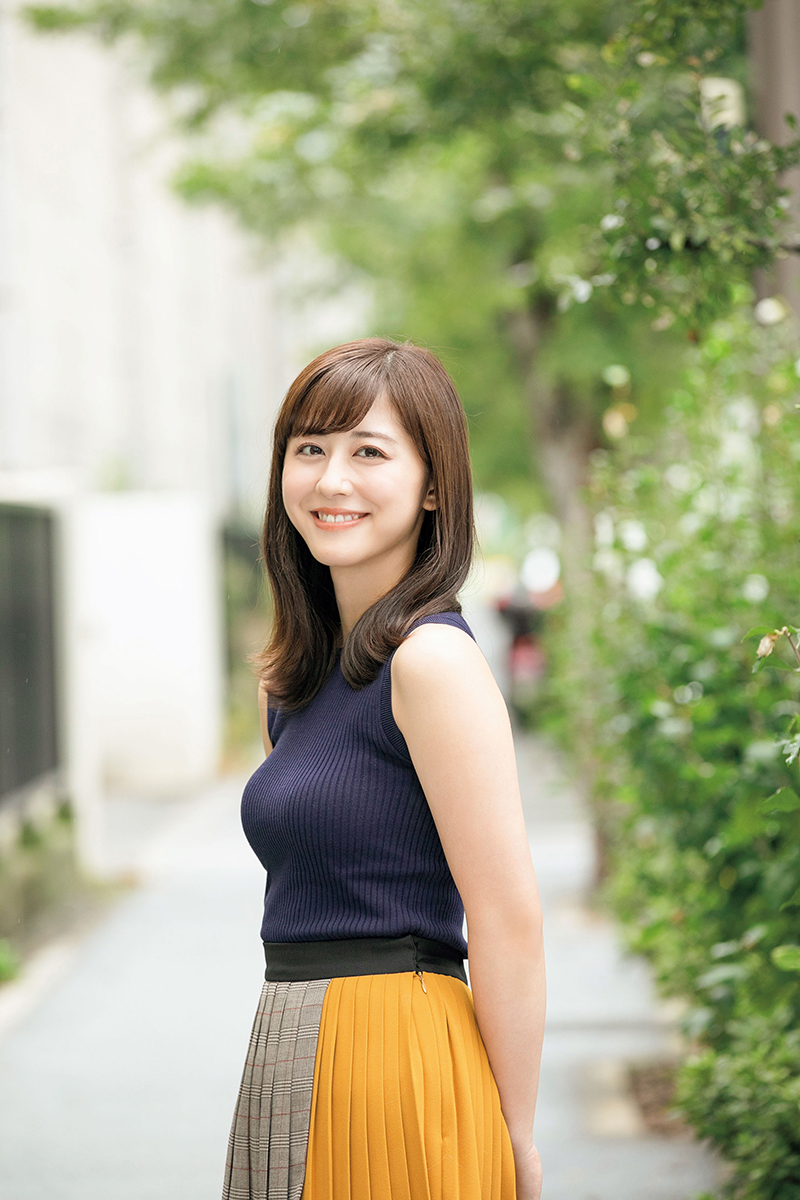斎藤ちはる©光文社/週刊『FLASH』写真◎西條彰仁