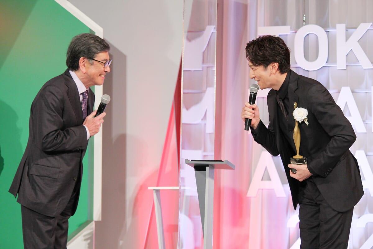 「東京ドラマアワード2020」授賞式