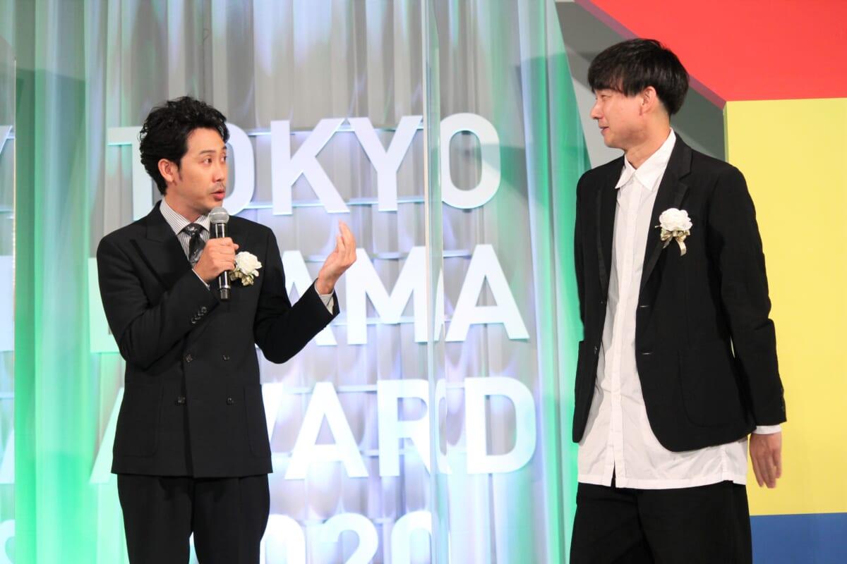 「東京ドラマアウォード2020」授賞式