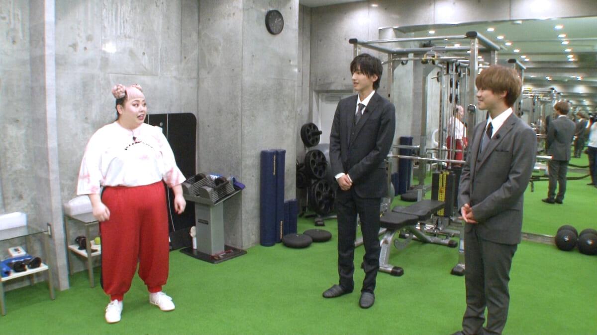 """<span class=""""title"""">なにわ男子・道枝駿佑、""""渡辺直美姉さん""""とのトレーニングで「僕、ジャニーズ失格かも…」</span>"""