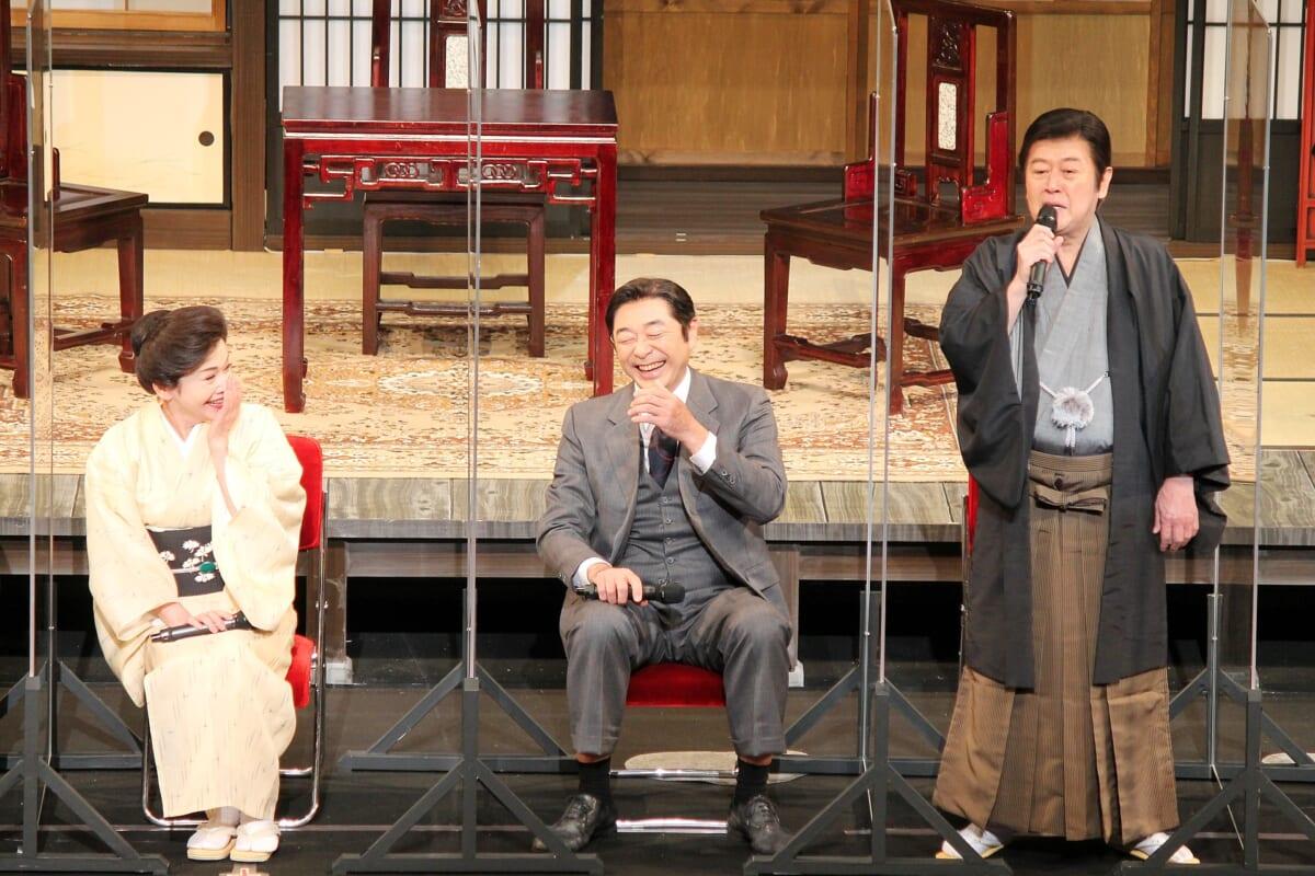 舞台「女の一生」