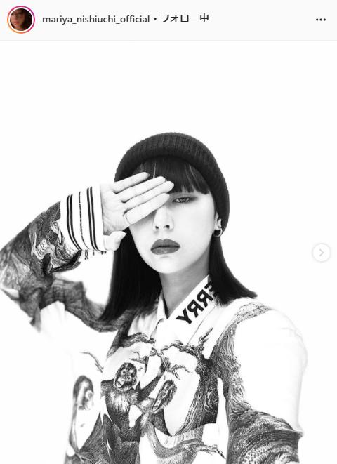 西内まりや公式Instagram西内まりや公式Instagram(mariya_nishiuchi_official)より
