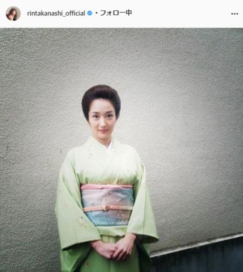 高梨臨公式Instagram(rintakanashi_official)より