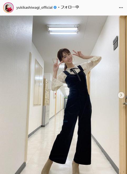 AKB48・柏木由紀公式Instagram(yukikashiwagi_official)より