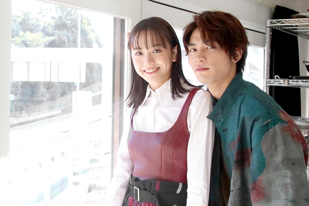 板垣瑞生&松井愛莉インタビュー