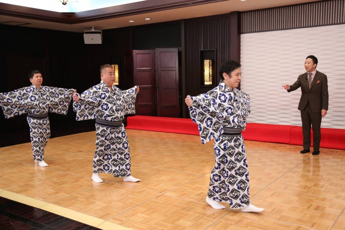『出川・爆問田中・岡村のスモール3』