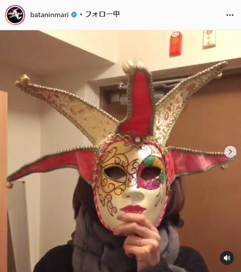 おばたのお兄さん公式Instagram(bataninmari)より