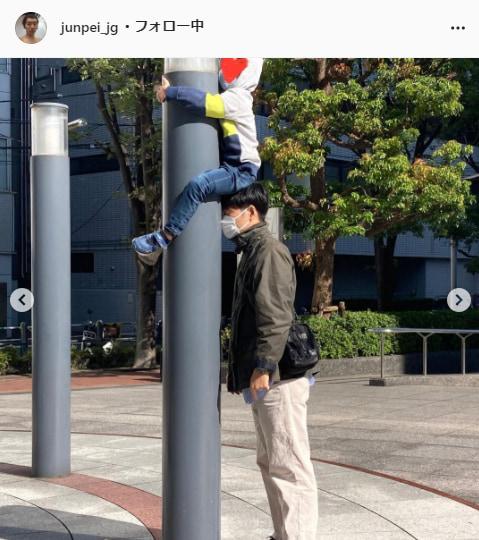後藤淳平公式Instagram(junpei_jg)より