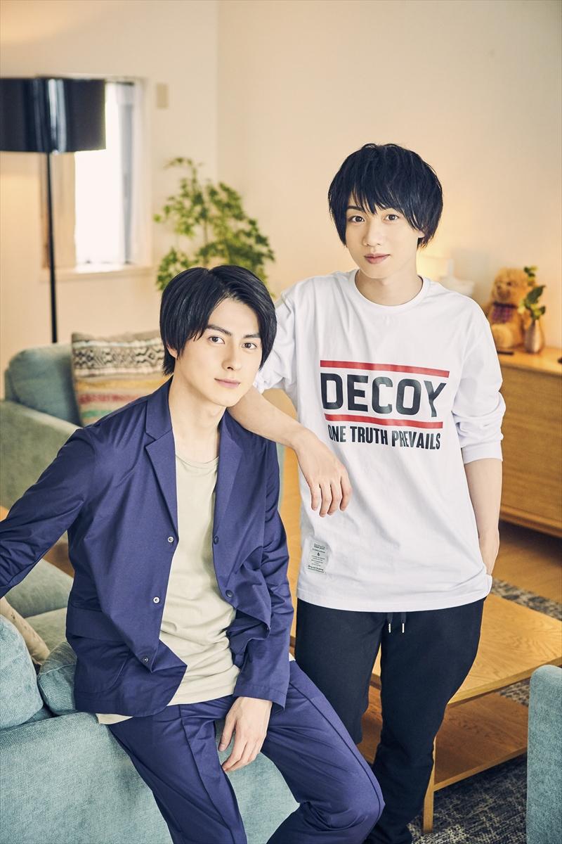 『REAL⇔FAKE』スピンオフドラマ「One Day's Diary 悠輔&黎士郎編」