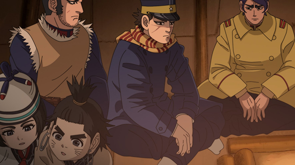 "<span class=""title"">『ゴールデンカムイ』のショートアニメ『ゴールデン道画劇場』#31「犬だろ編」公開</span>"