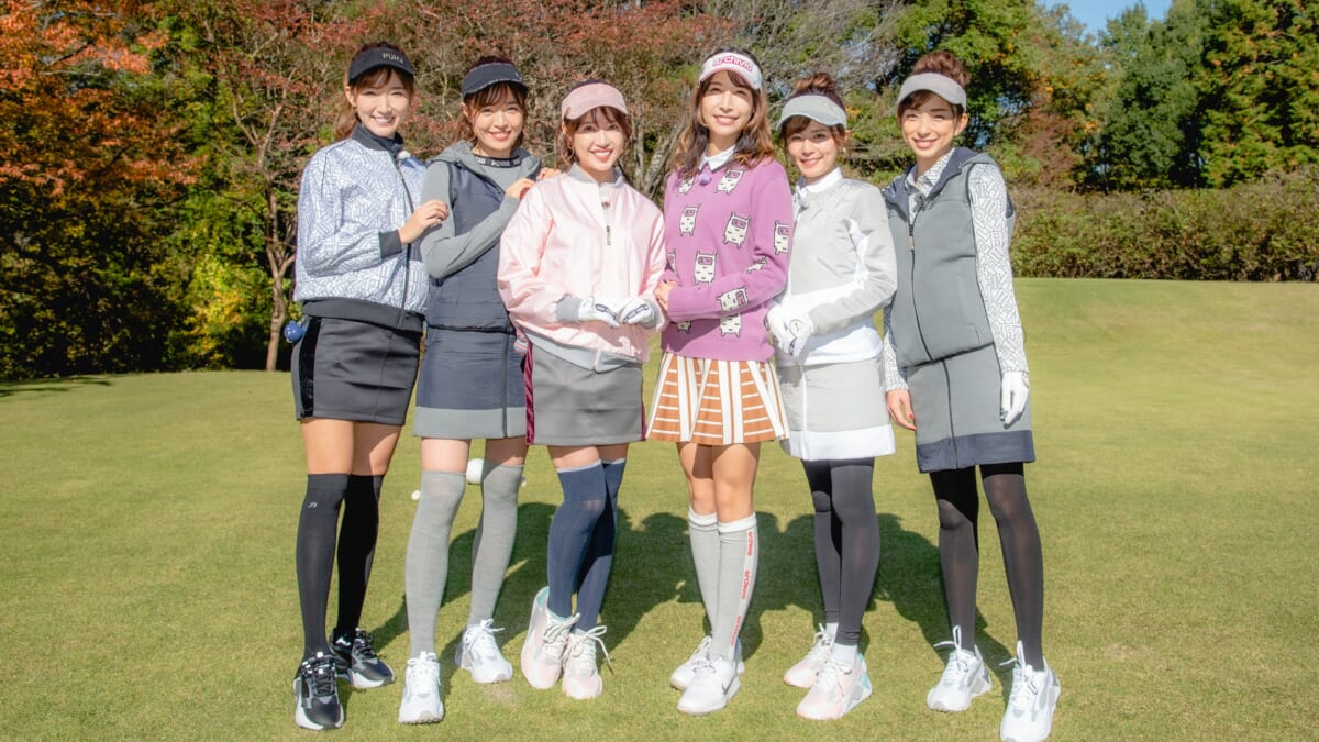 "<span class=""title"">舟山久美子がリベンジ参戦!『ゴルフ女子 ヒロインバトル』12・6放送</span>"