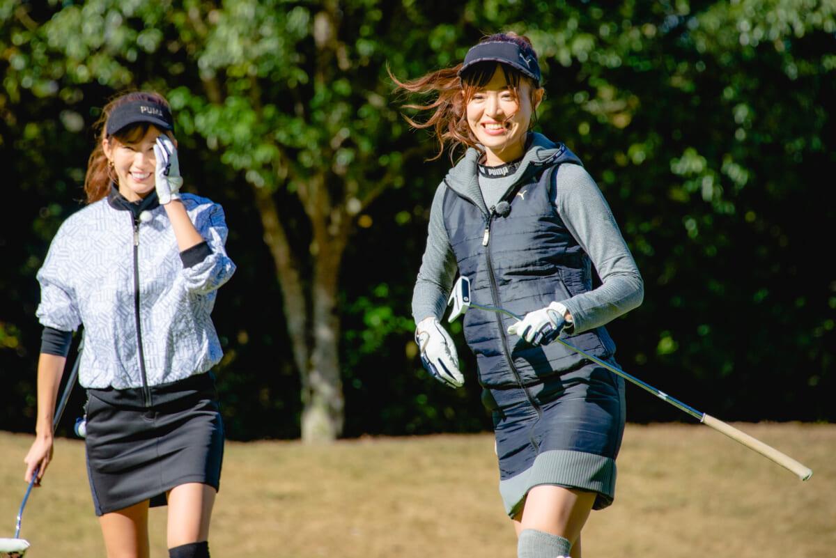 『ゴルフ女子 ヒロインバトル』