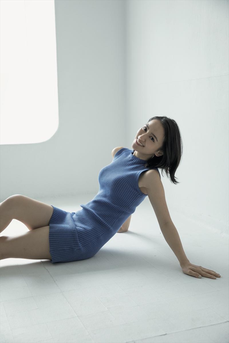 岡田結実©光文社/週刊『FLASH』写真◎西條彰仁