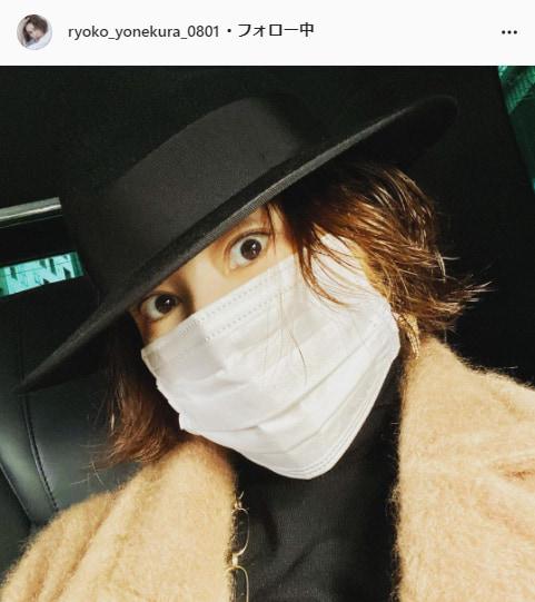 米倉涼子公式Instagram(ryoko_yonekura_0801)より