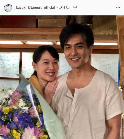 北村一輝公式Instagram(kazuki_kitamura_official)より