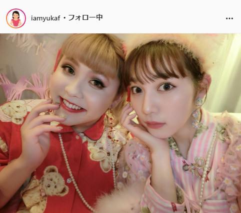 古川優香公式Instagram(iamyukaf)より
