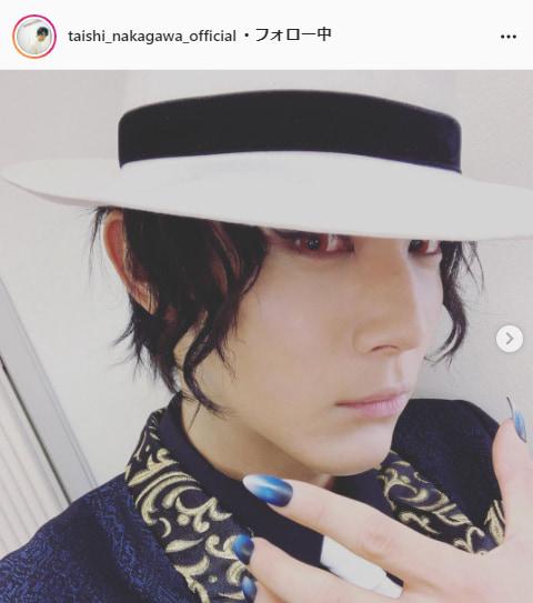 中川大志公式Instagram(taishi_nakagawa_official)より