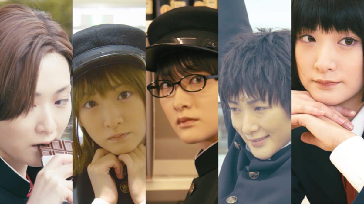 『図書委員界』Special Movieproduced by古屋兎丸×生駒里奈
